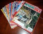 Mountain Bike Action - Jahrgang 2003 komplett - MTB Fachzeitschrift Klassiker aus USA / Nordamerika - Retro Kult