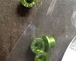 NC-17 NC 17 Kettenblattschrauben Shimano 4x