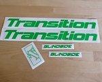 Transition Bikes Decalkit Transition
