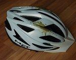 Met Mountainbike-Helm Damen MET, M 37 Falco R weiß gold
