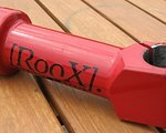 """Roox Danny´s Stem rot, 1 1/8"""", 130mm, 260g"""