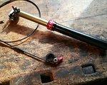 Kindshock i950 mit Remote 31,6mm #SCHNÄPPCHEN# ~top~