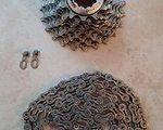 Sram Kmc PG 970 Kette KMC X 9 SL sehr leicht