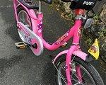 Puky Z6 Mädchen Bike Pink