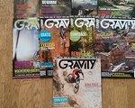 Gravity Magazine Gravity, Sechundzwanzig Magazine 13 Ausgaben