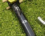 Crank Brothers Cobalt 11 Carbon-Stütze 27.2 400mm div. Farben NEU