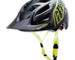 Troy Lee Designs A1 Helm Drone Matte Yellow
