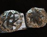 Shimano 2x RT86 Ice Tech Scheibe 6-Loch in 203mm