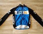 Craft Elite Bike24 Team Set Windjacke + Trägerhose lang in Größe M