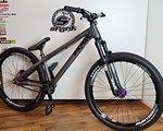 "Dartmoor 26"" Player Custom 9,8 kg Dirt/Street Bike Rock Shox Pike DJ,HOPE,Spank,Shimano,Chromag"