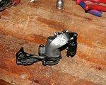 SRAM X9 Type 2 short cage 10 fach