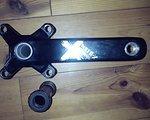 Fsa Gravity Gravity Moto-X Kurbel + FSA Trerlager