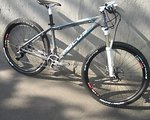 "Focus Black Raider 26"" - Custom - NEU - Rock Shox Shimano XTR DT Swiss rh: 38 cm"