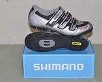 Shimano SH-M075G Schuhe MTB in 43,45