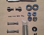 Yeti 4X Master Rebuild Kit / 06-09