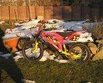 """X Games Kinderfahrrad 16"""" Motocrossoptik"""