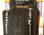 "Continental Race King ProTection 29x2,2"" Faltreifen SILBER Tubeless-Ready"