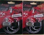 Formula 2x Formula Bremsbelag Organisch RX/Mega/T1/R1/R1R/RO
