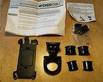 Wicked Chili Bike Mount Handyhalterung für Iphone 4S