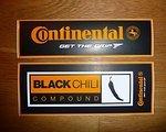 Continental Sticker