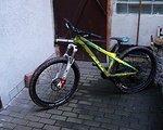 Bergamont kiez 040 2014 umbau DH/FR/AM/Dirt + Rechnung