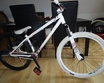 Specialized P2 Dirtbike Spank Sixpack Dartmoor Crank Brothers