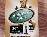 Michelin Aircomp C4 MTB Latexschläuche - NEU