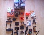 Rollei Actioncam 5+ Wifi Ready Bike Edition  GoPro Sony