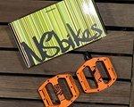 NS Bikes Aerial Pro Pedale (orange) NEU! von www.mountainlove.de