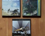 Diverse 3 Tolle Bikefilme! Super 8, Unhinged, Ridin' the Alps