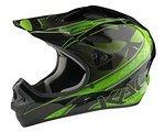 Kali Savara DH Helmet 2015 Masquerade Green M