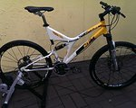 Tranz X Components Rollentrainer inkl. Mtb