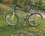 Wheeler 8800 Kult Mountainbike NEUAUFBAU - Retro - Style - light