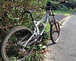 """Transition Bikes Transition TR500 Gr. L 26""""/27,5"""" *neuwertig* + RS Vivid"""