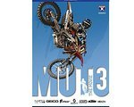 Racer X Moto 3 BluRay Disc