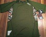 Iron Fist Athletic Stamina Base Layer Short Sleeve Gr.M Gym Shirt