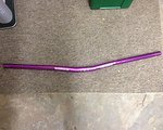 Sixpack Leader 750 25,4mm purple
