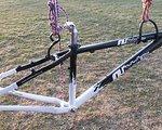 Nubuk Bikes Cross Country Rahmen in Gr. S
