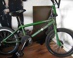 """Hoffmanbikes Dirt Merchant 2 """"mid-school"""" mattgrün"""