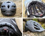 Troy Lee Designs Troy Lee Design A1 Enduro Helm Matte Grey