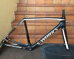 Specialized S-Works Tarmac RH.54cm Rahmenset Neu!