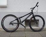"Syntace 26""-Trial-Bike komplett, neuwertig"