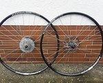 Shimano Alex Rims XD-Lite/SLX/DT-Competition 29er Laufradsatz