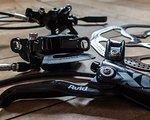 Avid Sram X0 Trail VR & HR -inkl. 200mm Scheiben, Beläge & Adapter - NEW