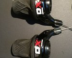 SRAM X0 2x10 Gripshift