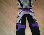 Royal Racing Trikot und Race Pants lang, Größe M