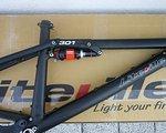 Liteville Rahmen Liteville 301 MK 9 160mm M raceblack TOP