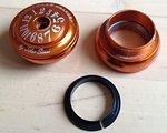 Acros Clockworx orange Steuersatz 1 1/8