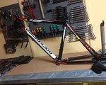 Decathlon Rockrider RR 8.3 CC Hardtail Frame XL Neuwertig
