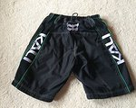 Kali Freeride DH Shorts schwarz Gr. S